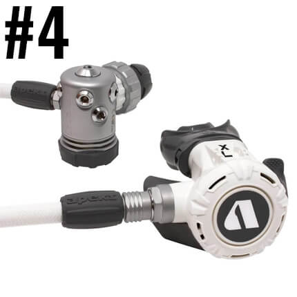 Top Ten Scuba Diving Products - Apeks XL4+ Regulator