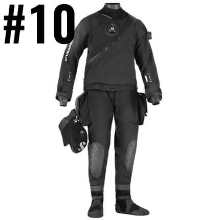 Top Ten Scuba Diving Products - Scubapro Evertec Breathable Drysuit