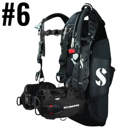 Top Ten Scuba Diving Products - Scubapro Hydros Pro BCD