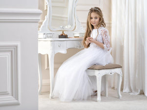 LB cj106 €60 - Elliott Chambers    - Bridal -  Debs Dresses -  Communion dresses