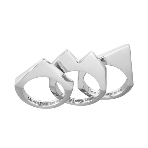 Angle Stack Ring Set