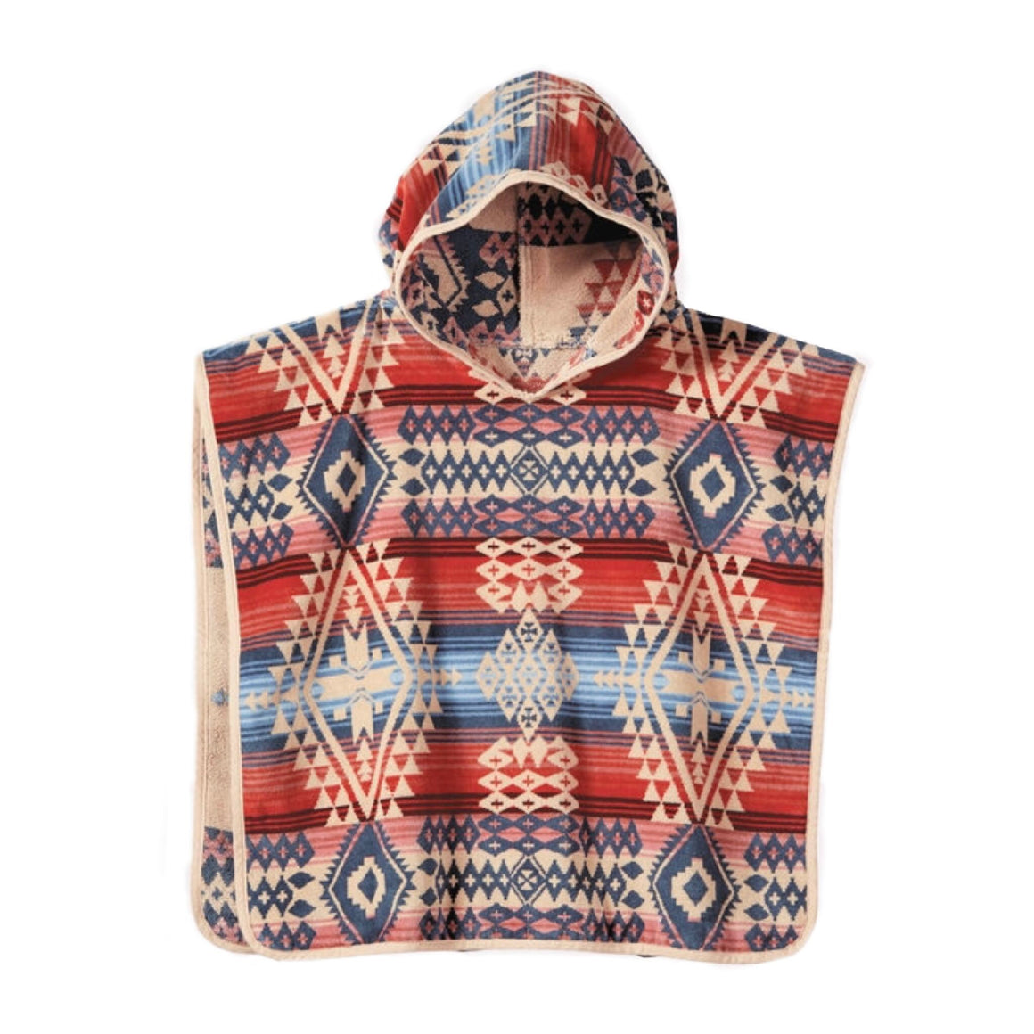 Kids Jacquard Hooded Towel | Canyonlands