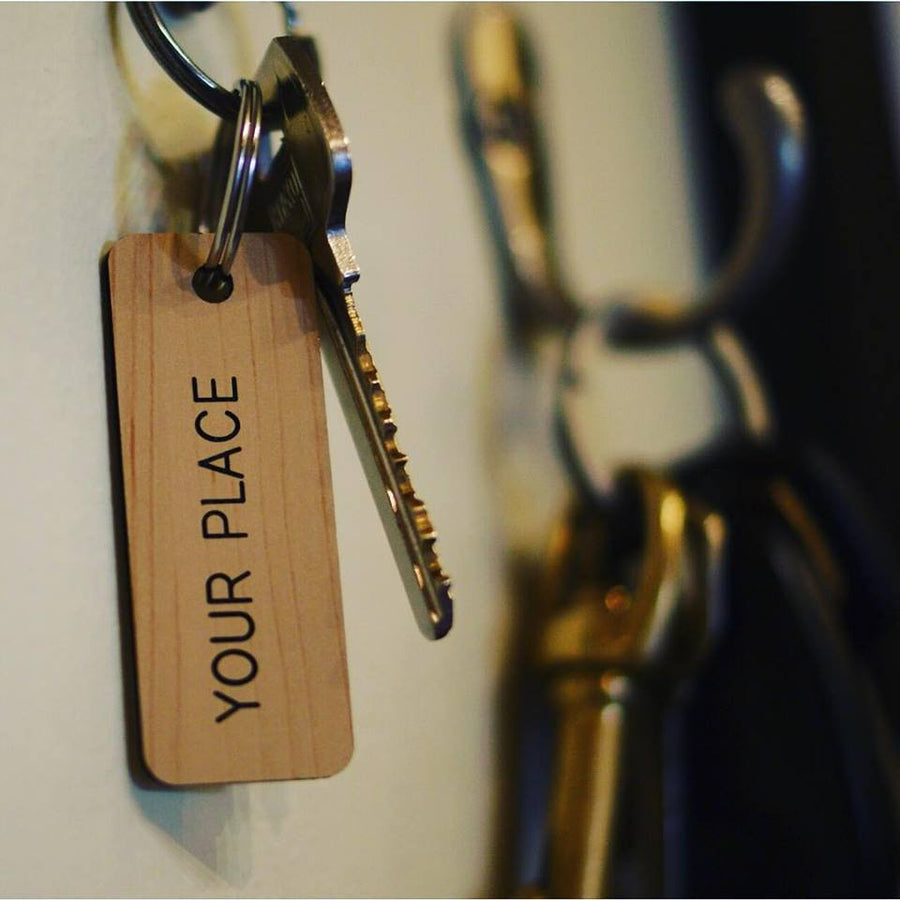 Keytag | Your Place