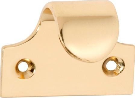 Tradco 'SASH LIFT SMALL' Polished Brass 1629 42mm x 34mm