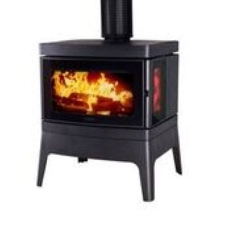 NEW Clean Air Small Console Freestanding Wood Heater