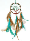 Earthy Tree Car Hanging Dream Catcher