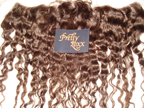 "12"" Afro Wave INDIAN REMY FRONTAL COL 2"