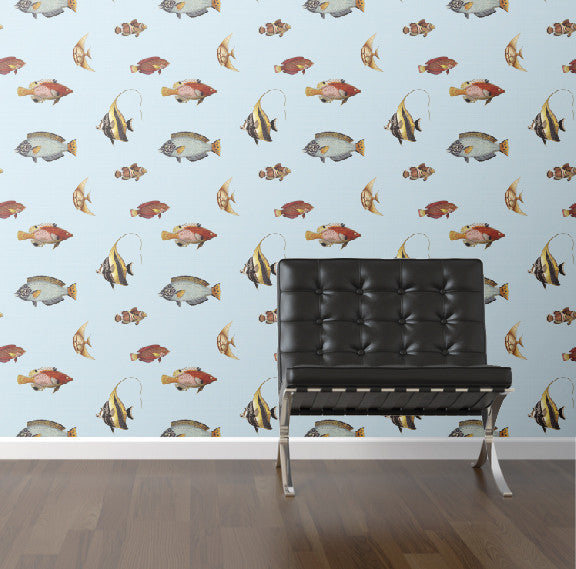 Marine Life Removable wallpaper wall decale