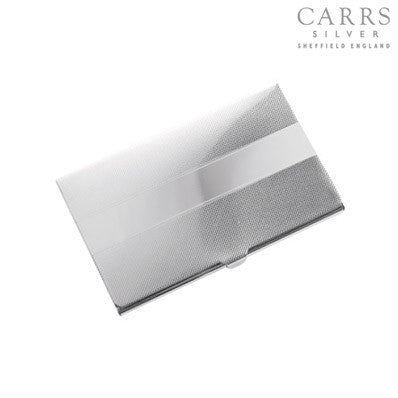 CARRS BUSINESS CARD HOLDER PG-008-SS