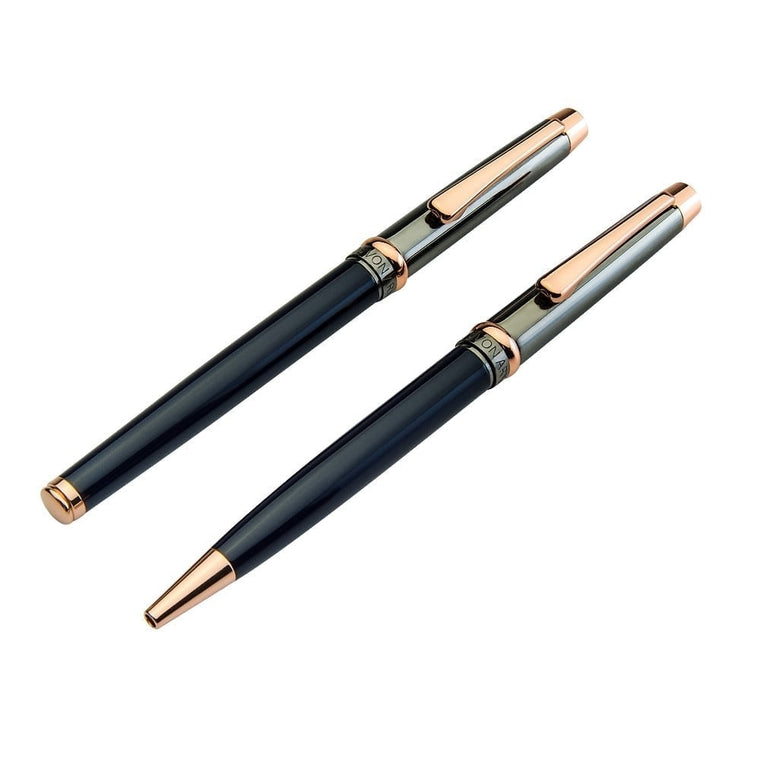 Jos Von Arx Ball Point and Roller Ball Pen Set WR49