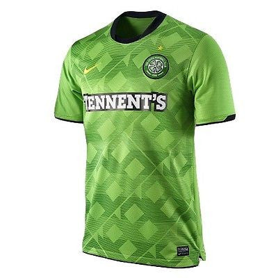 NIKE CELTIC FC AWAY JERSEY 2010/11