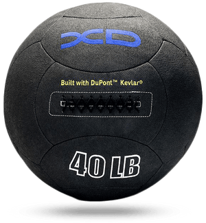18in XD™ Kevlar® Medicine Ball
