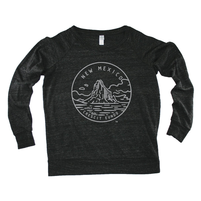 NEW MEXICO LADIES' SLOUCHY | STATE SEAL | CRESCIT EUNDO