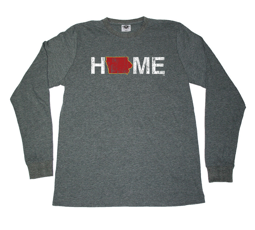 IOWA LONG SLEEVE TEE | HOME | CARDINAL