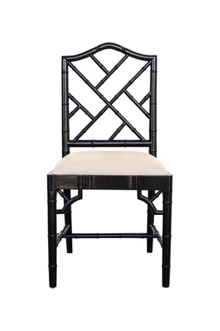 Chippendale Chair in Black