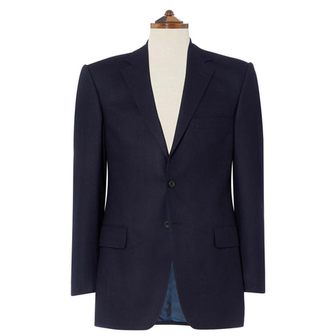 Richmond Navy Twill Suit