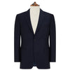 Richmond Navy Plain Weave Suit I