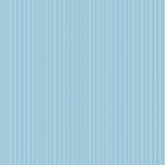 Makower Pinstripes - Sky Blue