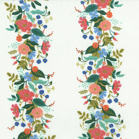 English Garden by Rifle Paper Co. - Vines in Cream