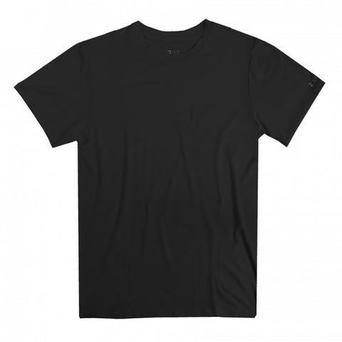 2UNDR Crew Neck Men's T-Shirt Black