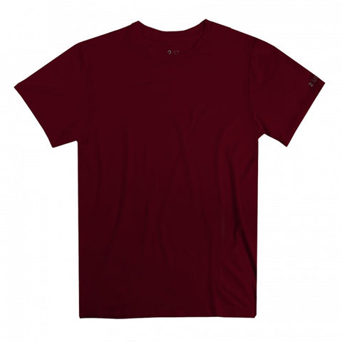 2UNDR Crew Neck Men's T-Shirt Merlot