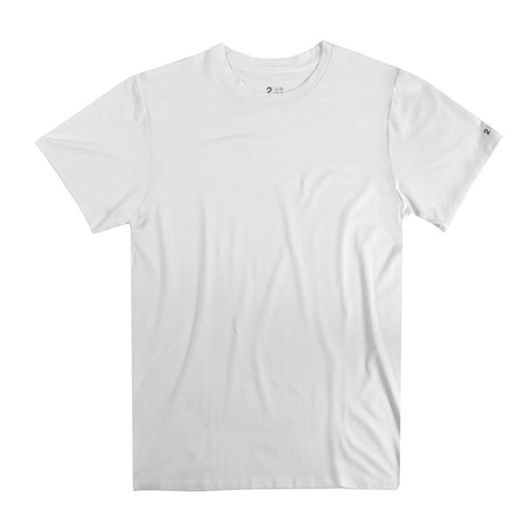 2UNDR Crew Neck Men's T-Shirt White