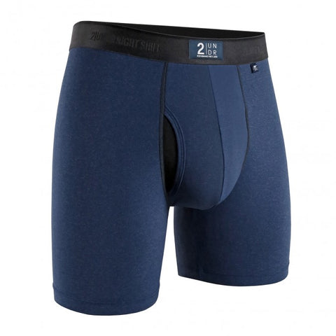 2UNDR Night Shift Men's Underwear Navy
