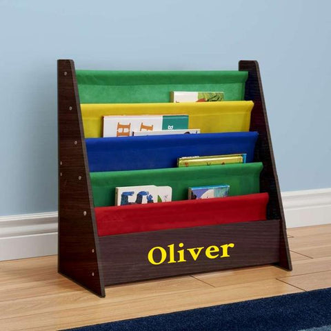 Personalized Bookshelves