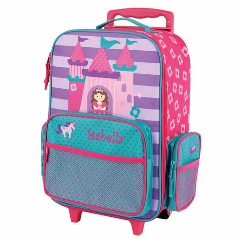Personalized Princess Rolling Luggage