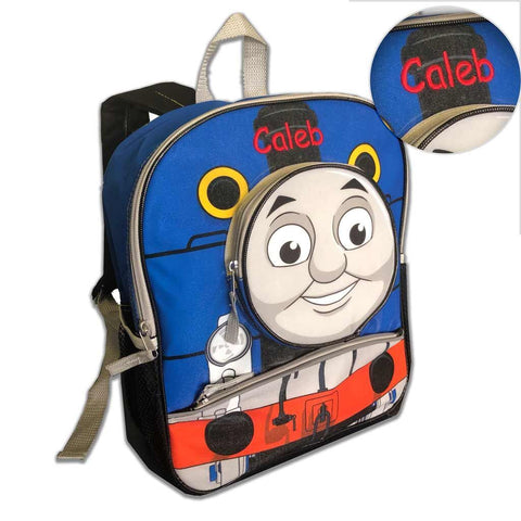 Personalized Thomas the Tank Backpack - 15 Inch