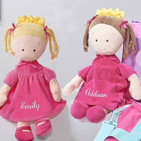 Personalized Dibsies Princess Doll - 16 Inch