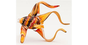 Michael Hudson Glass Artist, Owner of Hudson Glass, Handblown Artisan Art Glass