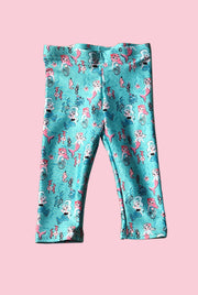Miss Fluff Baby Mermaid Leggings