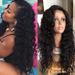 Custom Lace Front Wig 180grams