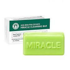 AHA, BHA, PHA 30 Days Miracle Cleansing Bar Soap