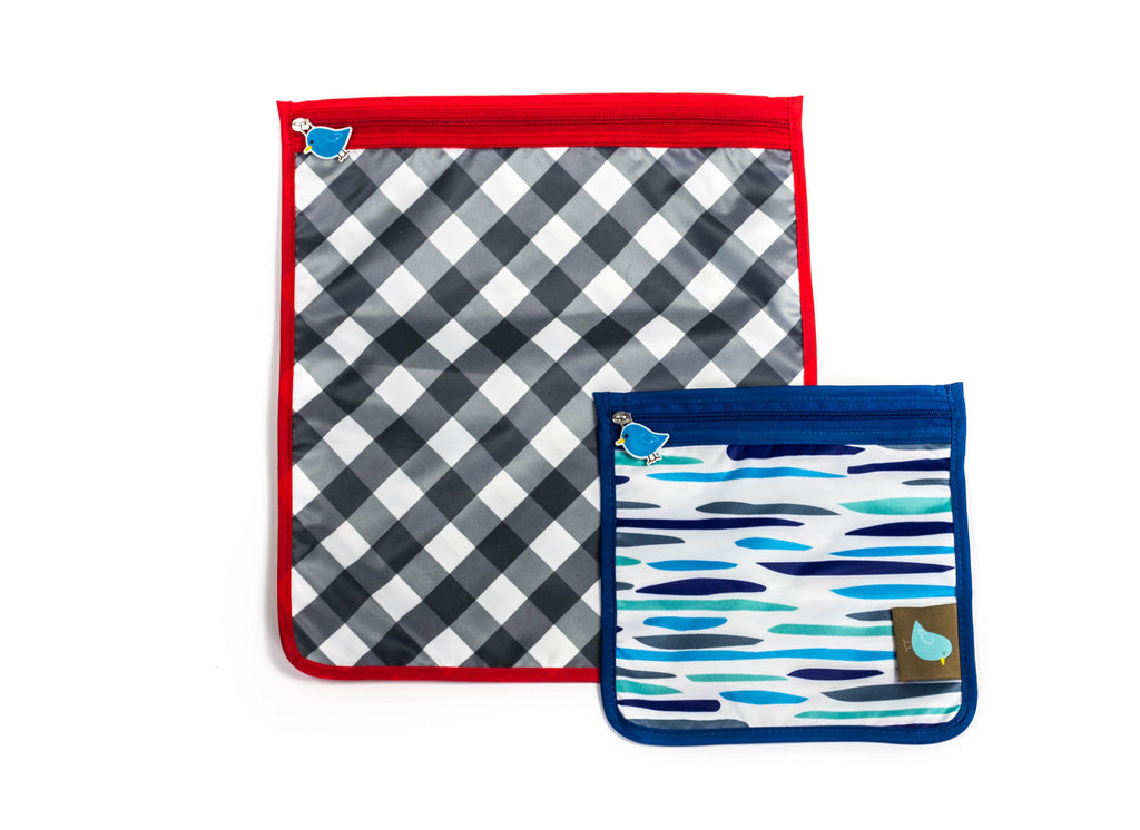 Jaq Jaq Bird ® Mismatch Pouch Set - Jaq Jaq Bird - 4