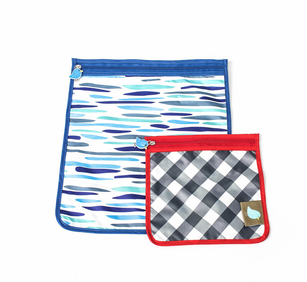 Jaq Jaq Bird ® Mismatch Pouch Set - Jaq Jaq Bird - 5