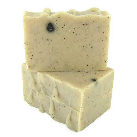 Brew City: Tea Tree + Hops Cold Process Soap
