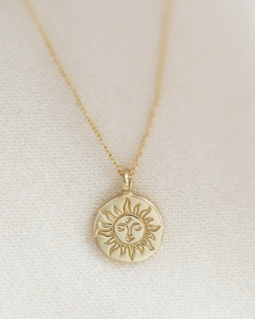 CLAUS:Sun Pendant Necklace,ANOMIE