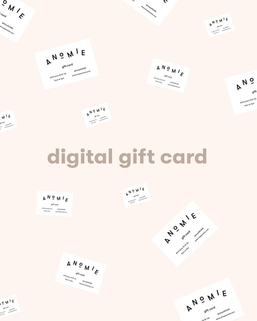 ANOMIE:Digital Gift Card,ANOMIE