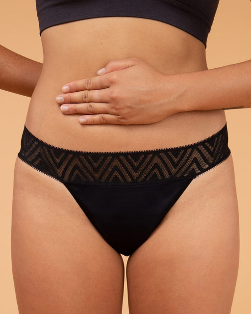 THINX:Period-Proof Underwear – Thong,ANOMIE