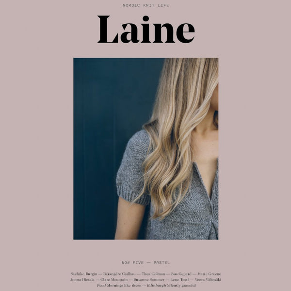 Laine Magazine Summer 2018 Issue 5