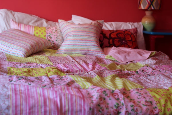 Duvet Covers in Pastels