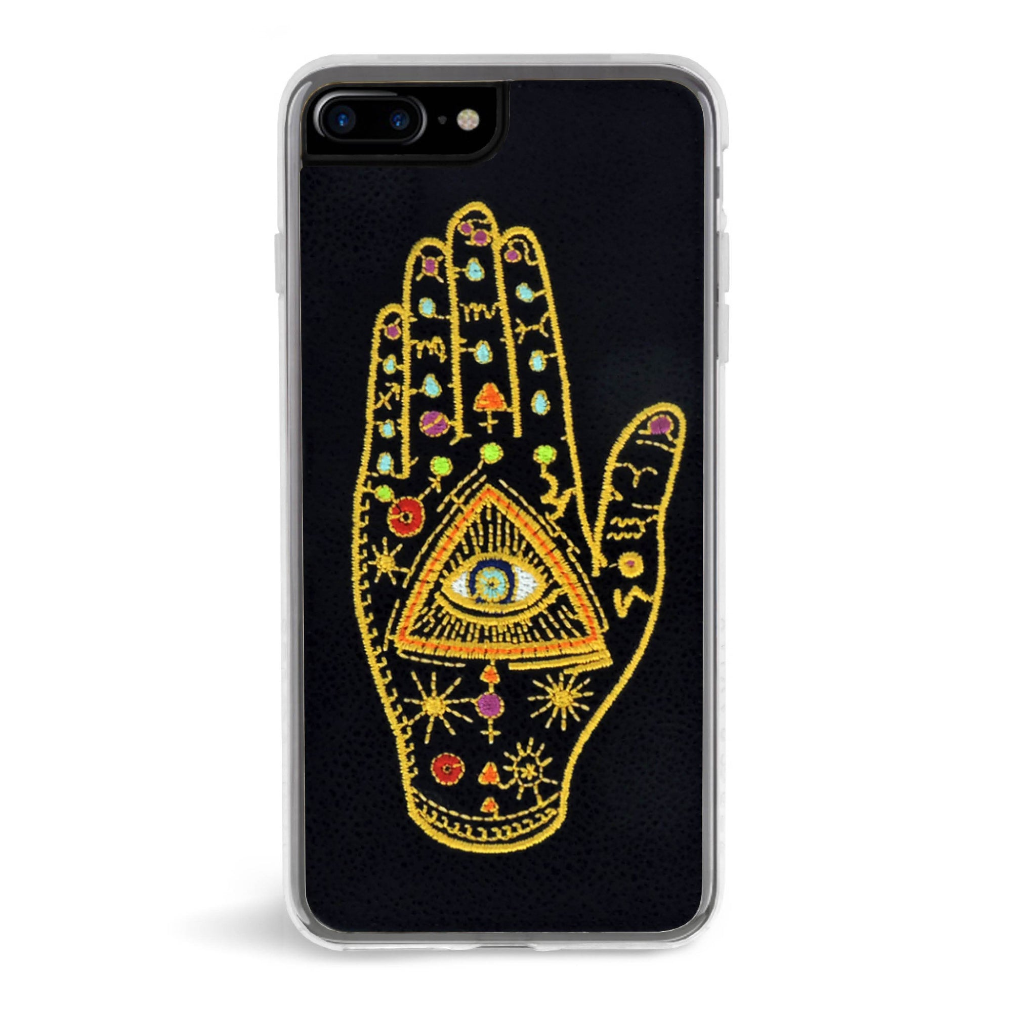 Zero Gravity Behold Embroidered Protective Case For iPhone 8 Plus / 7 Plus