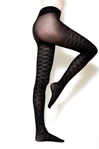 Not Too Tights - Diamond Tights