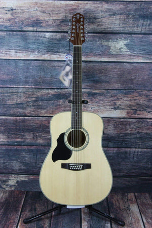 Crafter Acoustic Guitar Crafter Left Handed MD50-12/N  12 String Acoustic Guitar