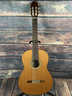 Granada Classical Guitar Used Granada G04C Acoustic Electric Classical Guitar with Gig Bag