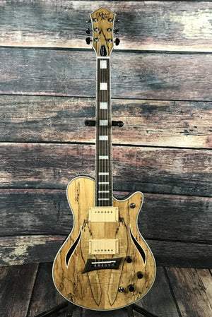 Michael Kelly Electric Guitar Michael Kelly  Hybrid Special Spalted Electric Guitar