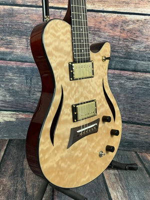 Michael Kelly Electric Guitar Michael Kelly Right Handed Hybrid Special 20th Anniversary Acoustic Electric Guitar