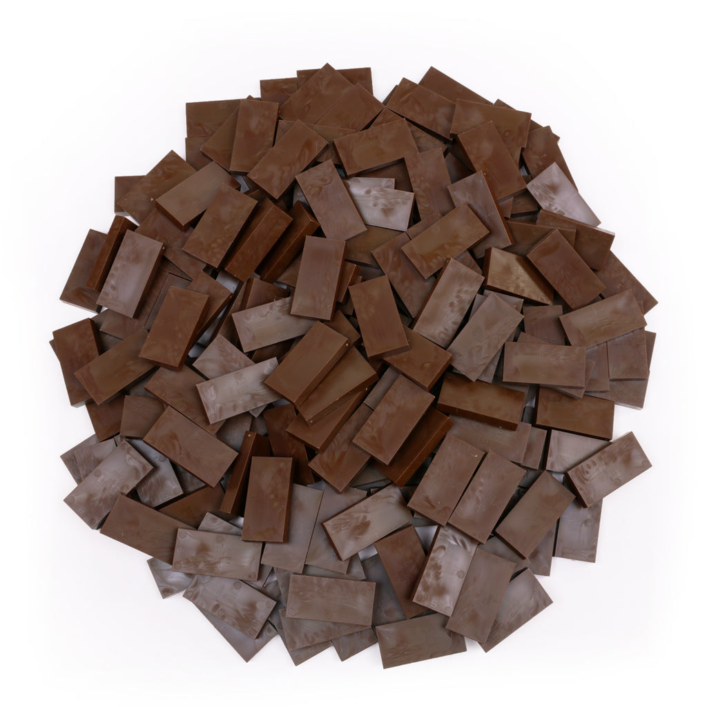Bulk Dominoes - Brown